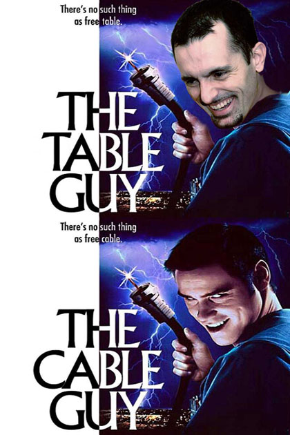 table guy